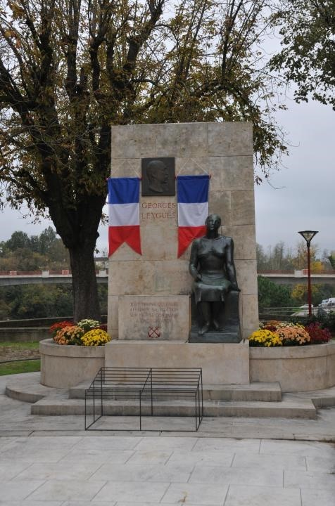 Monument Georges Leygues